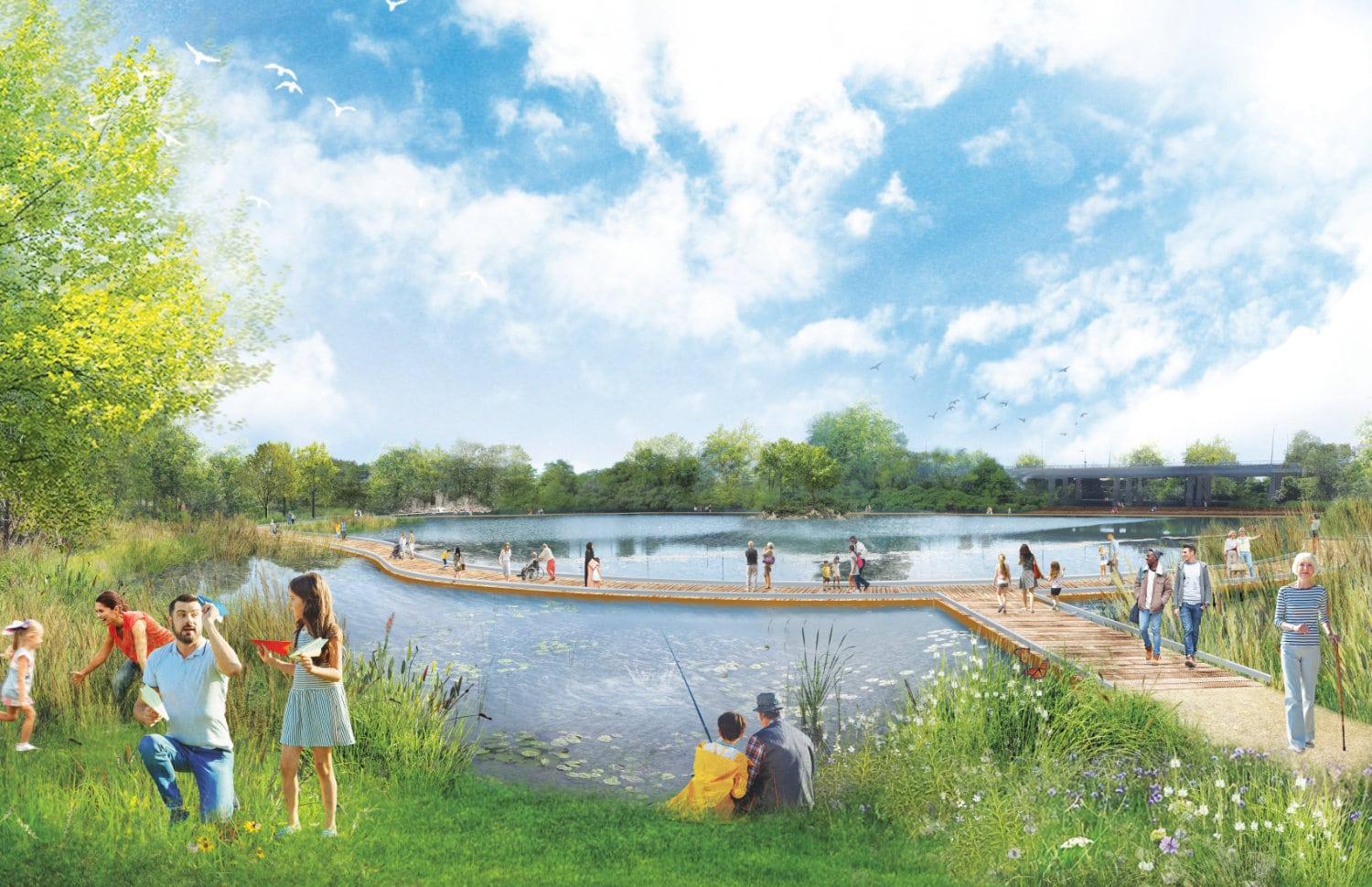 An Ambitious and Thoughtful Vision for Montréal's Largest Insular Park