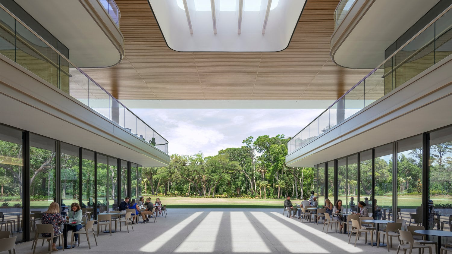 The new Global Home of the PGA TOUR: a workplace truly inspired by nature