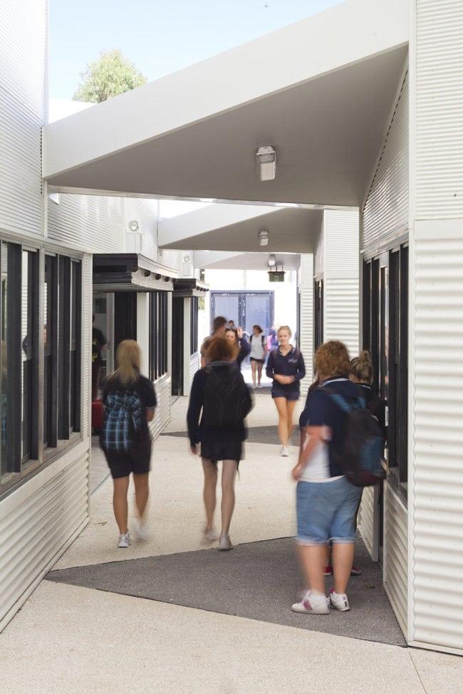Victor Harbor Senior High School by Hames Sharley