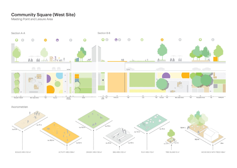 Community Square (West)