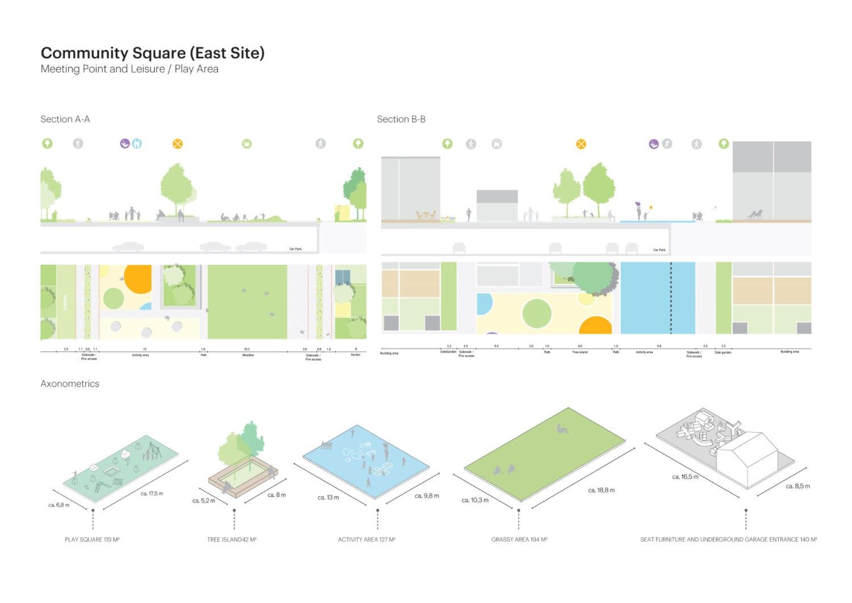 Community Square (East)