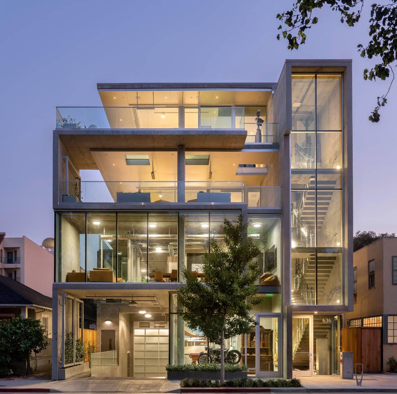 636 Waverly, California (Hayes Group Architects)