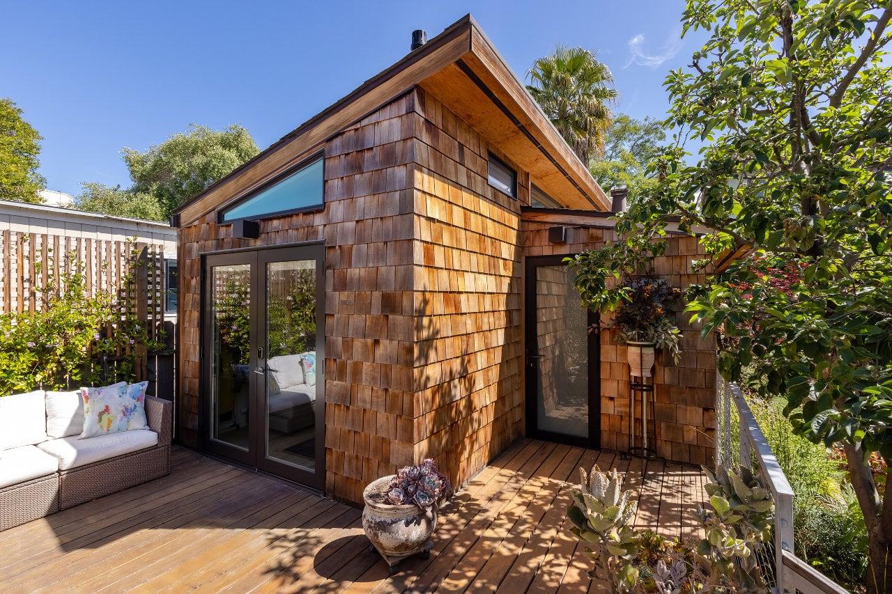 Nallie's Nest, California (Kerstin Hellmann Architecture)