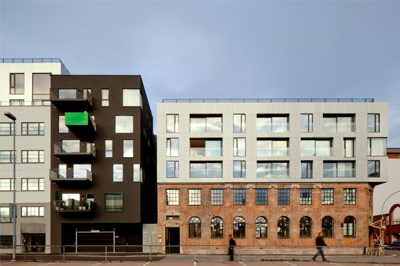 The Chocolate Factory, Norway (NSW Arkitektur)