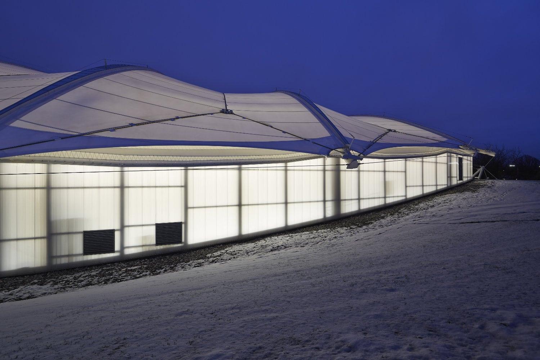 Thorvald Ellegaard Arena by Mikkelsen Architects