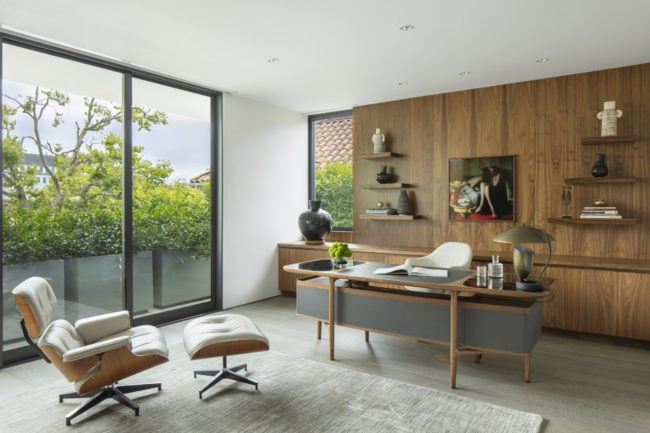 Lush Beverly Hills Bungalow by Abramson Architects