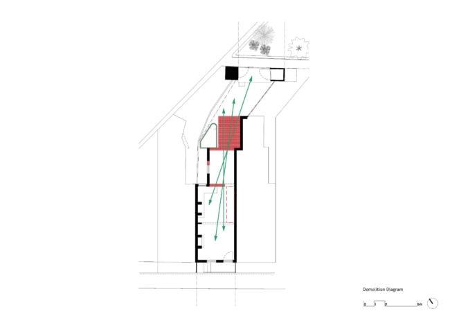 Demolition Diagram