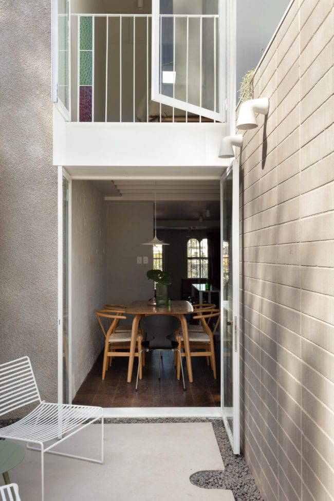 House in Newtown by Architect George