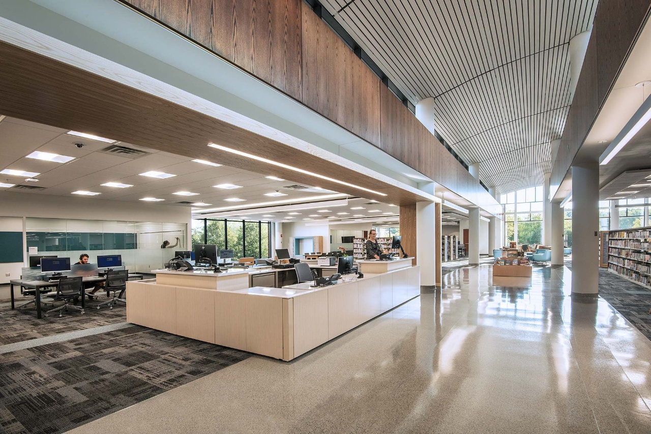 Ridgedale Regional Center & Library