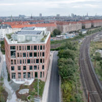 Henning Larsen's new Headquarters for KAB Makes a Home for Housing