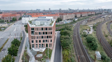 Henning Larsen's new Headquarters for KAB