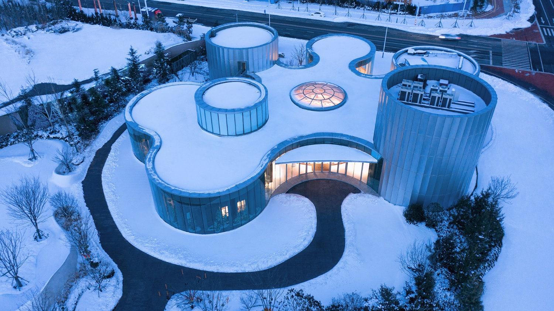 Yantai Experience Centre by MDO